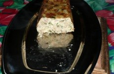 Cake au thon et au curry 4