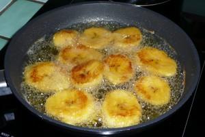Bananes plantains frites 3