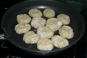 Boulettes de sarrasin au concombre 3