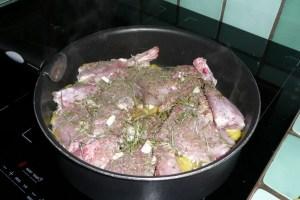 Cuisses de lapin aux aromates et aux épices (3)