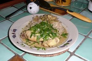 Cuisses de lapin aux aromates et aux épices (6)