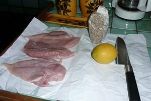 Filets de poulet grillés 1