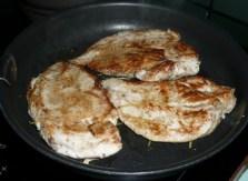 Filets de poulet grillés 6