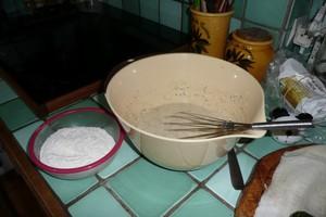 Gâteau de courgettes aux épices 1