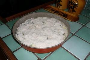 Gâteau de courgettes aux épices 3