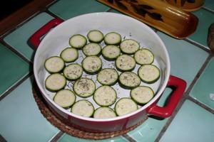 Courgettes au four et à la mozzarella (1)