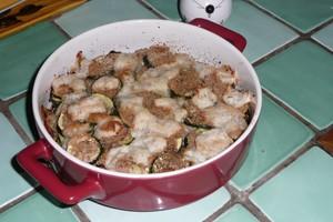 Courgettes au four et à la mozzarella (5)