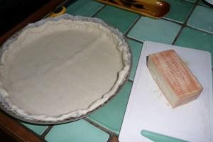Tarte aux endives et au Maroilles (1)