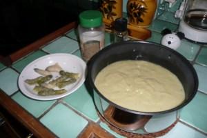 Crème d'asperges (2)