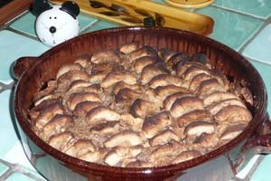 Gratin de pommes à la purée de noisettes (4)