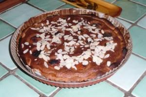 Tarte aux abricots noisette amande (4)