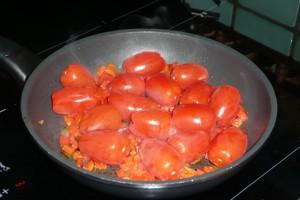Clafoutis de tomates cerise (2)