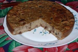 Pudding royal aux fruits secs et au Cognac (6)