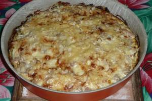 Quiche aux endives, aux pommes et au thon (4)