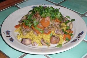 Couscous de quinoa aux châtaignes (5)