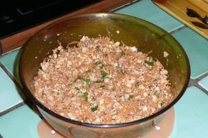 Galettes de carottes aux flocons d'épeautre (2)