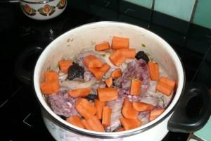 Lapin aux fruits secs (3)