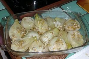 Fenouils marinés et grillés (3)