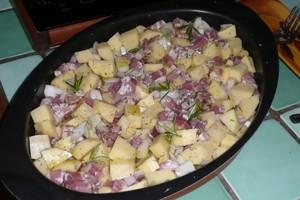 Pommes de terre aux lardons (1)