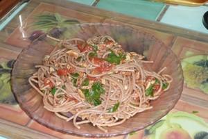 Spaghettis aux palourdes (3)