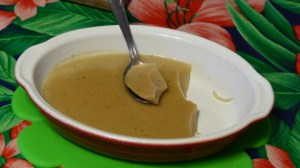 Crème caramel revisitée (2)