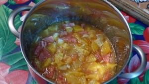 Confiture aux agrumes et aux épices (2)