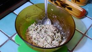 Galettes aux flocons d'avoine et d'azukis (1)
