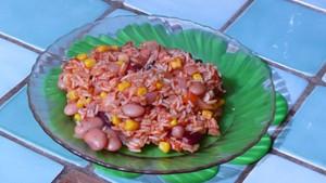 Riz basmati au mix de haricots (3)