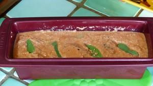 Cake au thon et flocons de sarrasin (1)