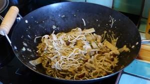 Wok de dinde aux nouilles chinoises (1)