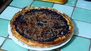 Tarte aux baies de sureau (1)