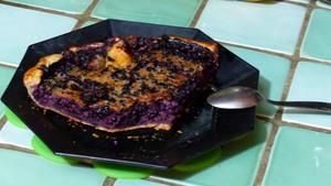 Tarte aux baies de sureau (2)