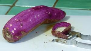 Soupe aux gombos et à la patate douce (2)