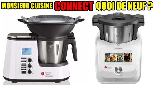 monsieur cuisine connect quoi de neuf