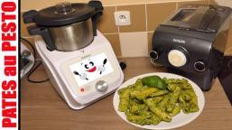 pates-au-pesto-monsieur-cuisine-connect-machine-a-pates-philips