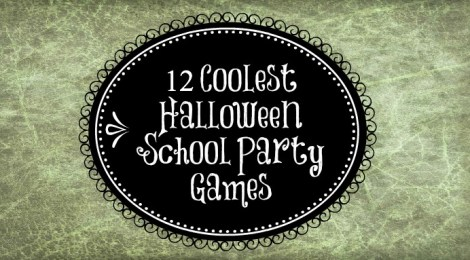 Coolest Halloween School Party Games
