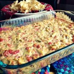 Bringing in the New Year with Spicy Artichoke Dip