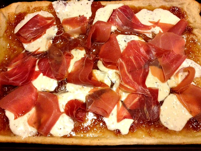 Fig pizza 5