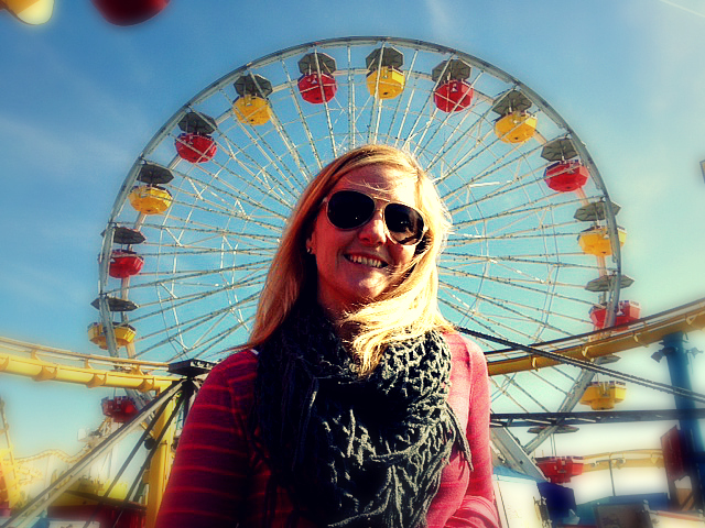 ...The Ferris Wheel and Me