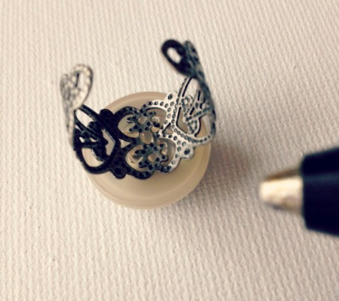 button ring 6
