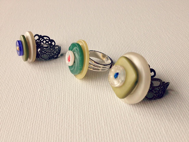 button ring 9