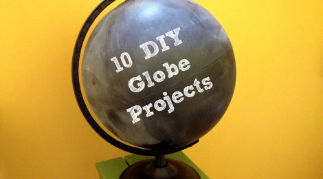 10 DIY Globe Projects