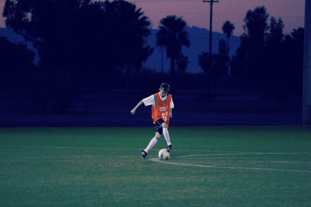 P soccer