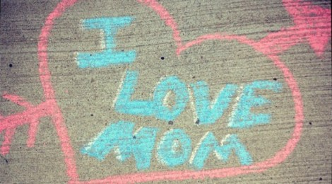 I Love Mom--Happy Mother's Day!