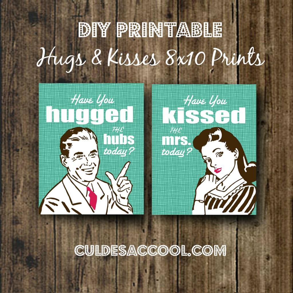 hugs & kisses prints 2