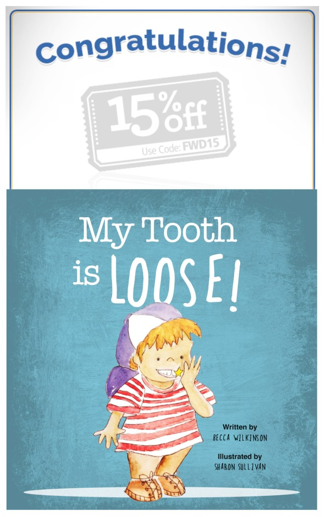 My Tooth is Loose Coupo Code on Lulu.com