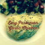 Easy Parmesan Garlic Chicken