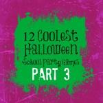 12 Coolest Halloween School Party Games — Part 3