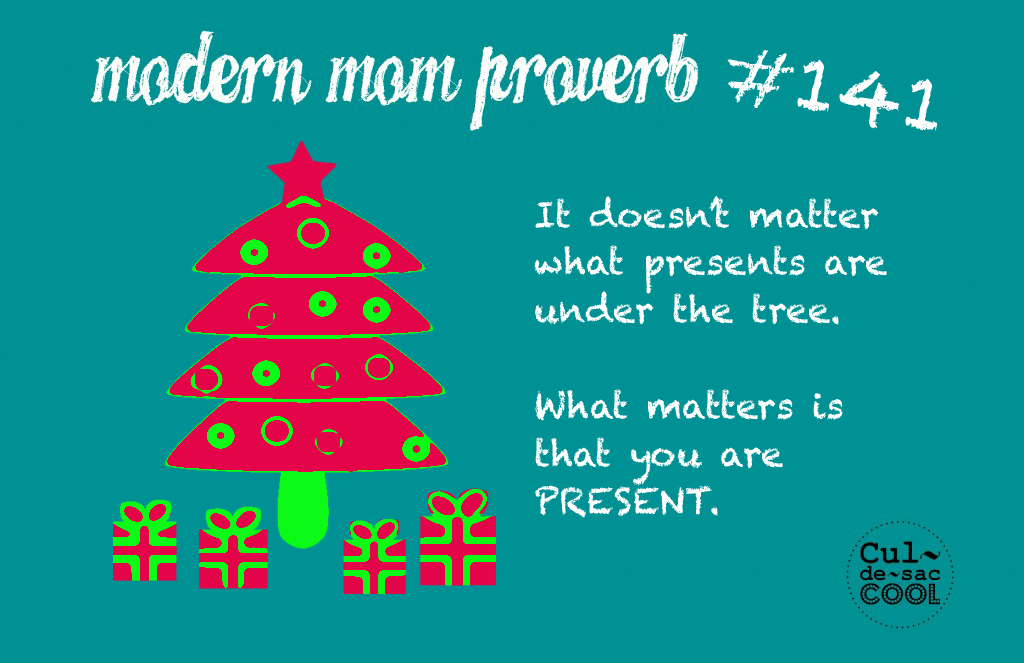 Presents under the tree #141