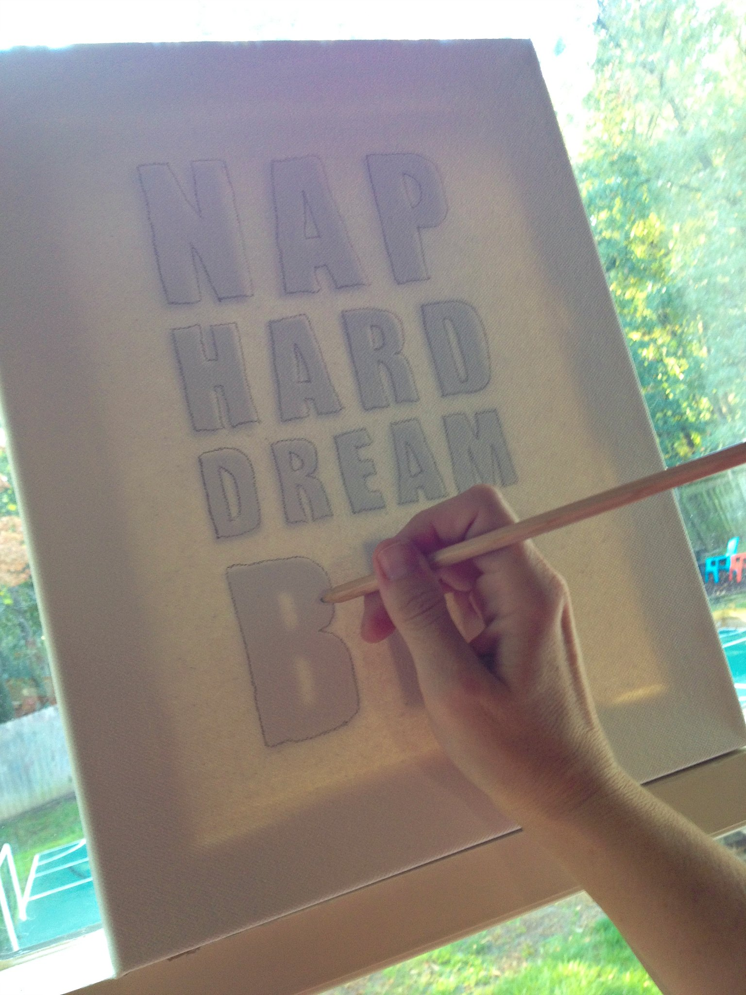DIY Nap Hard Night Light 12